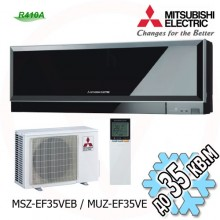 MSZ-EF35VEB / MUZ-EF35VE (black)
