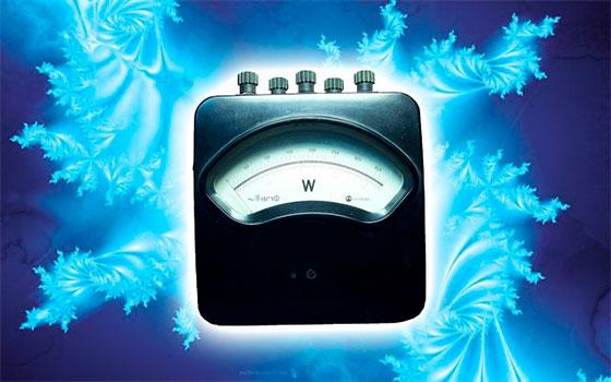 Мощность охлаждения и потребляемая мощность