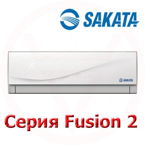 Сплит-система SAKATA серия FUSION 2, настенные кондиционеры